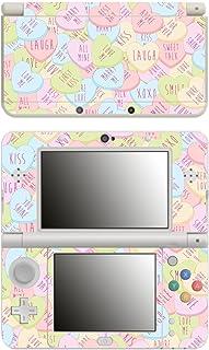 Disagu SF-106242_1278 新任天堂3DS 设计 - 糖心图案清晰