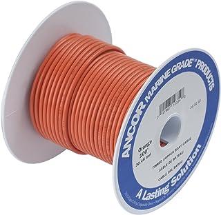 ancor 船舶级小学电线和电池充电线