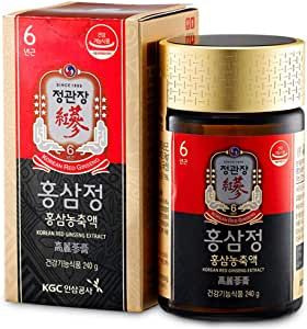 KGC Cheong Kwan Jang 韩国红人参提取物 240 克