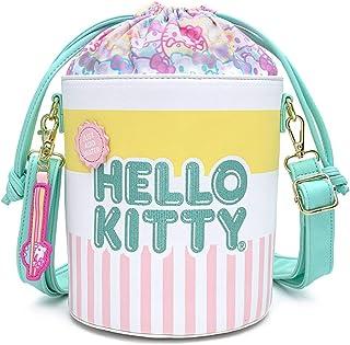 Loungefly × Hello Kitty O' Kitty 杯 斜挎包 水桶包