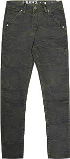 X RAY 男童木工牛仔裤修身弹力牛仔布儿童时尚牛仔裤舒适裤