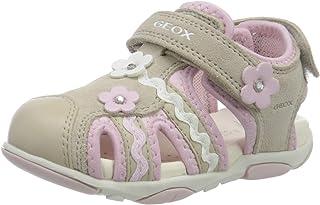 GEOX 婴儿女童 B 凉鞋 agasim B 休闲鞋