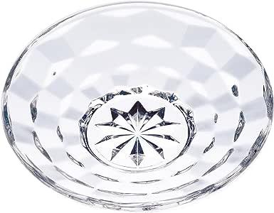 广田硝子 小碟子 透明 φ11cm 复刻 昭和现代 330N