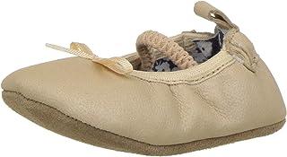 Robeez 女童 rachel 芭蕾平底鞋–*一个 kicks