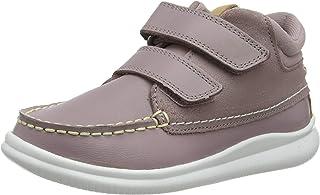 Clarks Cloud Tuktu K 女童版胶底鞋 高帮休闲鞋