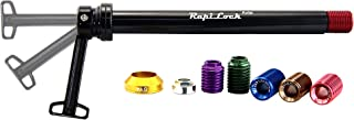 RAPILOCK 通过车轴 集成杆设计 适用于路盘、砾石、越野车、山地车 M12xP1.0、M12xP1.5, M12xP1.5, M14xP1.5, M15xP1.5 60种组合