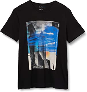 Calvin Klein Jeans 男式 T 恤