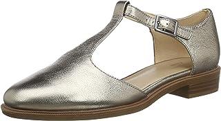 Clarks 女士 Taylor Palm T-Bar 凉鞋