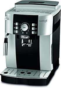 De'Longhi 德龙全自动家用商用意式浓缩咖啡机ECAM21.117.SB磨豆打奶泡 整机进口 1450W(意大利品牌 香港直邮 国内官方联保两年)