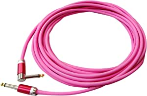 【Live Line】Advance系列 8M S/L 插头 粉红色电缆 S型FIT插头(红色)-L型FIT插头(红色)定制品 AELL-LAFWPK8M-SLRdRd
