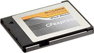 Delock CFexpress 闪存 128 GB