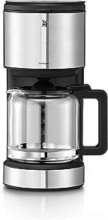 WMF 福腾宝 Stelio Aroma 咖啡机 玻璃 银白色 10 Tassen