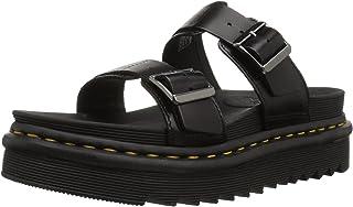 Dr. Martens Myles Black Brando 凉鞋