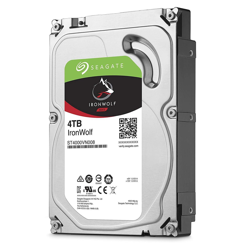 (RAIDのため、NAS、DVR、デスクトップPC)建てWL 3TB 7200RPM 64メガバイトのキャッシュSATA III 6.0Gb / sの3.5「デスクトップハードドライブ3.5インチ内蔵ハードディスクドライブをHDD鉄オオカミインチ4 TB SATA II Iハードドライブ - シルバー