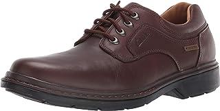 Clarks Rockie Lo GTX 男士牛津布皮鞋