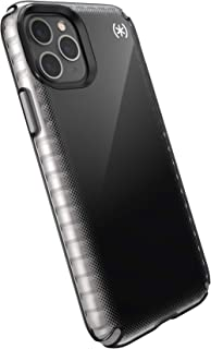 Speck 产品 Presidio2 Armor Cloud 手机壳,兼容 iPhone 11 PRO136427-9117  Black Fade/Black/Cathedral Grey