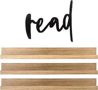 Haven Home DÃcor Curate 儿童阅读角墙套装 木质 - 中号