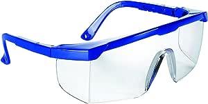 钢圈眼镜适用于儿童511H 护目镜后 en166防刮 + 侧保护