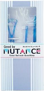 Iwataryo 固土振动牙刷 B 牙刷 牙缝牙刷 舌头清洁套装 1-14007B-16