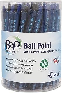 PIL57050 - Pilot B2P 瓶-2 笔回收可伸缩圆珠笔