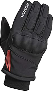 Honda (本田) 防护软壳手套 LLサイズ 黑色 0SYEJ-16L-KLL