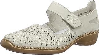Rieker 41357 女士浅口芭蕾舞鞋