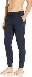 Emporio Armani 安普里奥·阿玛尼男式基本款法兰绒百慕大短裤