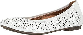 Vionic 女式 Spark Robyn Perf 芭蕾平底鞋 - 女士正装休闲日常平底鞋带隐藏式*足弓支撑