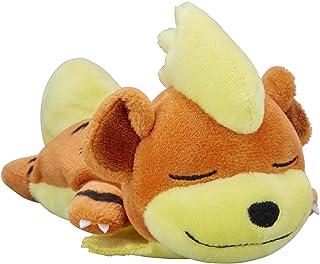 Pokemon 睡觉长毛绒晚装版
