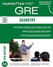 GRE Geometry (Manhattan Prep GRE Strategy Guides Book 3) (English Edition)