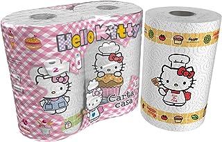 World Cart SRL – Hello Kitty – *好的一切 – 2 卷 – 3 层 – 印花 – 2 层
