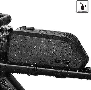 Rhinowalk 自行车包 自行车 顶部 管包 自行车 框架 包 防水 稳定 自行车架 包 自行车包 专业自行车配件