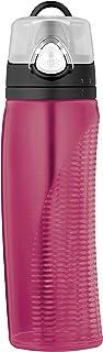 THERMOS 膳魔师 Intak饮水瓶 带刻度, 品红色,24盎司/约0.71升