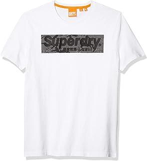 Superdry 男式迷彩国际 T 恤