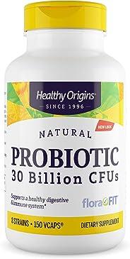 Healthy Origins 益生活性菌 30亿CFU's Shelf Stable 150粒素食胶囊