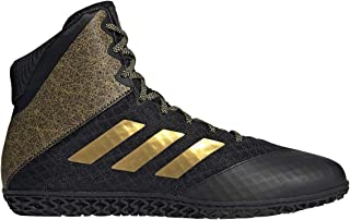 adidas 阿迪达斯 男式 Mat Wizard Hype 摔跤鞋