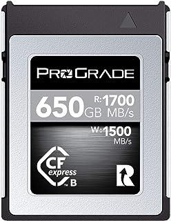 ProGrade Digital CFExpress B 型存储卡(钴) 325GB
