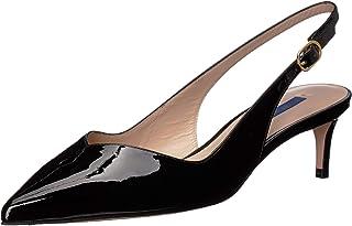 Stuart Weitzman Edith 女士露跟高跟鞋