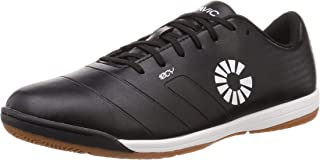 GUVIC 五人制足球鞋 室内室内室内 GS1024 10CY BLACK/WHITE 23.5 cm