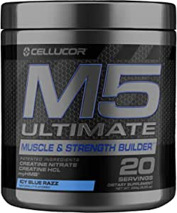 Cellucor, C4 Ultimate, Pre-Workout, Icy Blue Razz, 26.8 oz (760 g)
