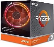 AMD Ryzen 9 3900X Processor (12C/24T, 70MB Cache, 4.6 GHz Max Boost)