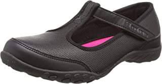 Skechers 女孩 Breathe - Easy Mary Jane 低帮鞋