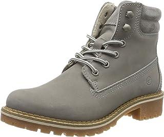 Tamaris 女士 1-1-25242-23 战斗靴 Grau (Light Grey 254) 40 EU