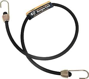CargoLoc 工业弹力绳,带 Dichromate 钢钩 40 英寸 32443