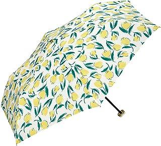 w.p.c 折叠雨伞 黄色 50cm(大扇骨) 481-118