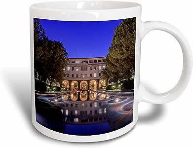 3drose danita delimont–ROB tilley–学校–美国,加州, pasadena ,加利福尼亚 institute OF TECHNOLOGY .–马克杯 白色 11 oz