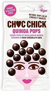 CHOC CHICK Quinoa Pops 生巧克力 60% 30g 18包