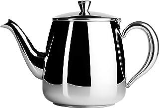 Cafe Ole PT 不锈钢茶壶,13 盎司 35oz PT-035