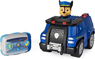 Paw Patrol 狗狗巡邏隊 Chase 遙控警車 雙向方向盤 適合 3 歲及以上兒童