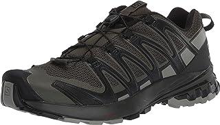 Salomon 萨洛蒙 男式运动水鞋徒步鞋 Grape Leaf/Peat/Shadow 宽 12
